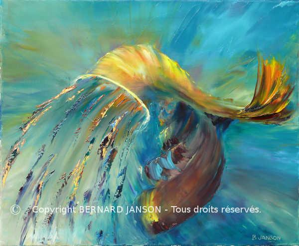 oeuvres de peintures abstraites artiste peintre contemporain